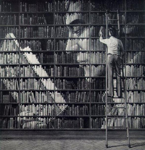 Bücherregal gemalt  Lesen ist Bunt: Wie sortiert ihr eure Bücher? – Kathrinsbooklove