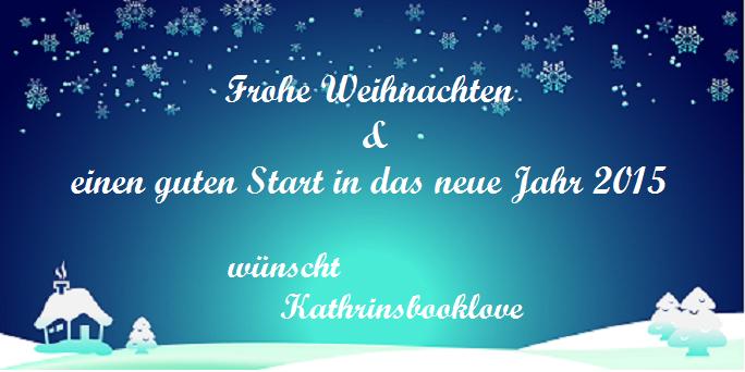 Weihnachtsgrüße Kathrinsbooklove